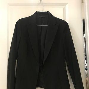 Black pant suit Elie Tahari